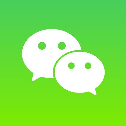 WeChat app icon